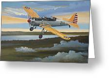 Ryan Pt-22 Recruit Greeting Card