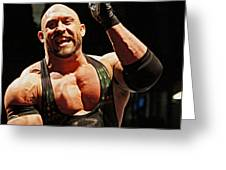 Ryback Victory Greeting Card