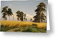 Rye Greeting Card