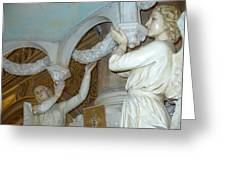 Sacred Angels Greeting Card