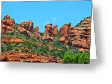 Sacred Sedona Greeting Card