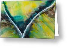 Sacred Souls No. 1040 Greeting Card