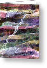 Sacred Spring Greeting Card by Ursula Freer