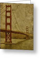 Safe Passage Greeting Card by Andrew Paranavitana