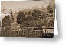 Sagamihara Asamizo Park 16b Greeting Card