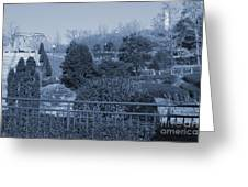 Sagamihara Asamizo Park 16e Greeting Card