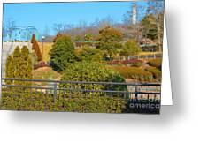 Sagamihara Asamizo Park 16h Greeting Card