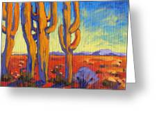 Desert Keepers Greeting Card