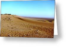 Sahara Desert 14 Greeting Card