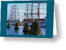 Sailabration Baltimore Greeting Card