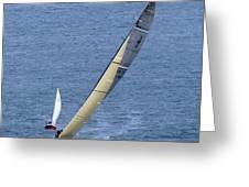 Sailing Fun Greeting Card