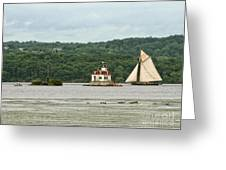 Sailing Ship Greeting Card
