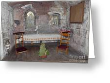 Saint Aignan Chapel Greeting Card