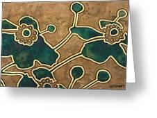 Saint Anemone Sylvestris Greeting Card