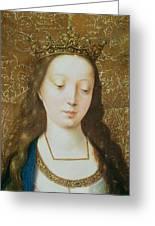Saint Catherine Greeting Card