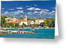 Saint Filip And Jacob Coast View Greeting Card