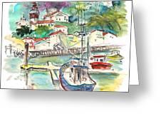Saint-jean-de-luz 02 Greeting Card
