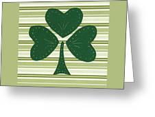 Saint Patricks Day Collage Number 15 Greeting Card