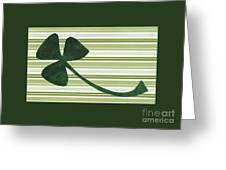 Saint Patricks Day Collage Number 18 Greeting Card