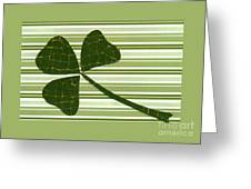 Saint Patricks Day Collage Number 5 Greeting Card