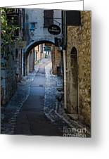 Saint Paul Rue Grande Greeting Card