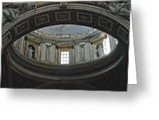 Saint Peter's Greeting Card