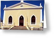 Saint Stephen's Church Greeting Card