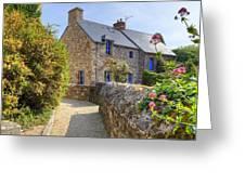 Saint-suliac - Brittany Greeting Card