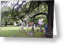 Salem Cemetery Greeting Card