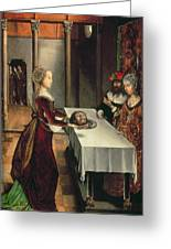 Salome Greeting Card