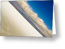 Salt And Sky Greeting Card