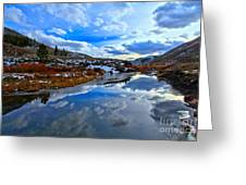 Salt River Reflections Greeting Card