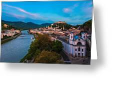 Salzburg 04 Greeting Card