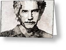 Sam Elliott 3 Greeting Card