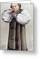 Samuel Wilberforce (1805-1873) Greeting Card