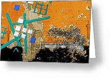 San Antonio 01 A Greeting Card