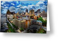San Antonio Greeting Card
