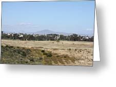 San Diego Desert Greeting Card