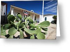 San Diego Union - Old Town Greeting Card