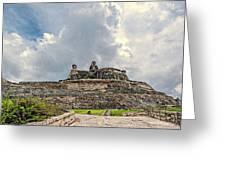 San Felipe Fort Greeting Card