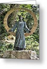San Francesco D'assisi Greeting Card