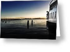 San Francisco Bay Greeting Card