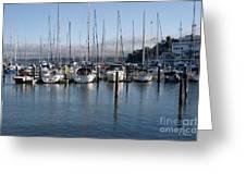 San Francisco  Greeting Card