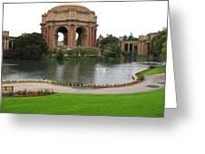 San Francisco - Palace Of Fine Arts Greeting Card