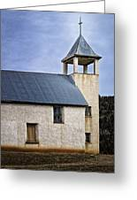 San Isidro Church Greeting Card