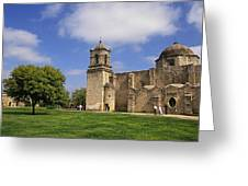 San Jose Mission Texas Greeting Card