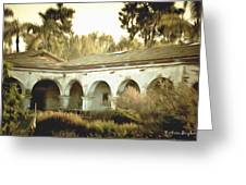 San Juan Capistrano California Greeting Card
