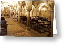 San Michele Chapel Greeting Card