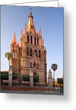 San Miguel De Allende, Mexico Greeting Card