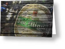San Miguel Greeting Card